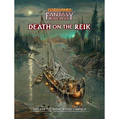 Warhammer Fantasy Roleplay: Death Reik Enemy Within Vol 2 (BOOK) (No Amazon Sales)