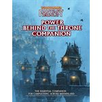 Warhammer Fantasy Roleplay: Power Behind the Throne Companion (BOOK) (No Amazon Sales) ^ 2021