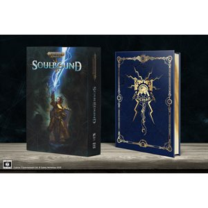 Warhammer Age of Sigmar: Soulbound Collector's Edition Rulebook (BOOK)