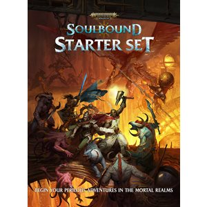 Warhammer Age of Sigmar Roleplay Soulbound Starter Set (No Amazon Sales) ^ APR 2021