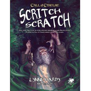 Call of Cthulhu: Scritch Scratch (BOOK)