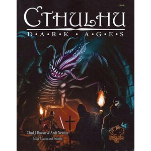 Cthulhu Dark Ages Second Edition (BOOK) ^ MAY 2020