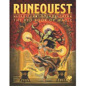 RuneQuest: The Red Book of Magic (BOOK)