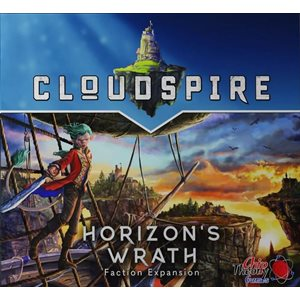 Cloudspire: Horizon's Wrath