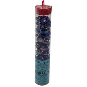 Stones: Crystal Dark Blue Iridized