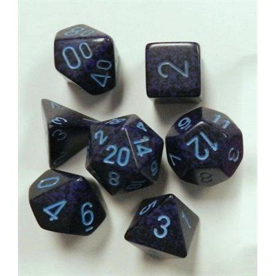 Speckled: 7Pc Cobalt