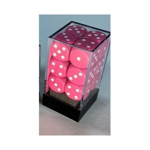 Opaque: 12D6 Pink / White