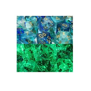 Nebula: 7pc Limited Edition Oceanic / Gold