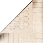 "Mat: 1"" Hex / Sq 2 Sided Megamat"