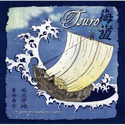 Tsuro Of The Seas (No Amazon Sales)