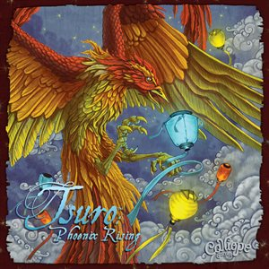 Tsuro: Phoenix Rising (No Amazon Sales) ^ DEC 2019