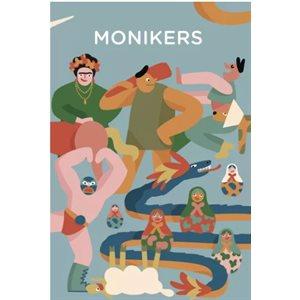 Monikers (No Amazon Sales)
