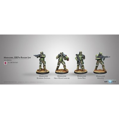 Infinity: Ariadna: Marauders, 5307th Ranger Unit