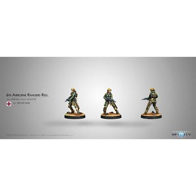 Infinity: Ariadna 6th Airborne Ranger Reg. (Molotok)