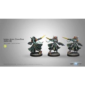 Infinity: Yu Jing Imperial Agents Crane Rank