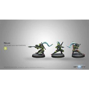 Infinity: Yu Jin Ninjas (MULTI Sniper / Hacker)