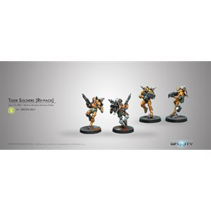 Infinity: Yu Jin Tiger Soldiers (Spitfre / Boarding Shotgun)