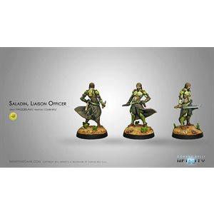 Infinity: Haqqislam Saladin Liason Officer