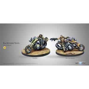 Infinity: Haqqislam Kum Motorized Troops