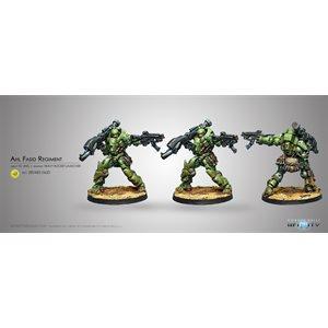 Infinity: Haqqislam Heavy Assault Regiment Al Fasid (Heavy RL)