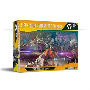 Infinity: Aleph Operations Action Pack ^ JAN 29 2021