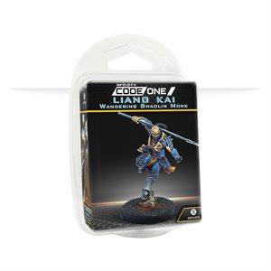 Infinity: CodeOne: PanOceania / Yu Jing / O-12 Liang Kai, Wandering Warrior Monk (EXP CCW)