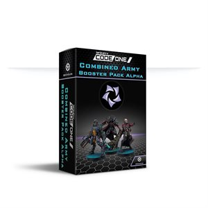 Infinity: CodeOne: Combined Army Booster Pack Alpha
