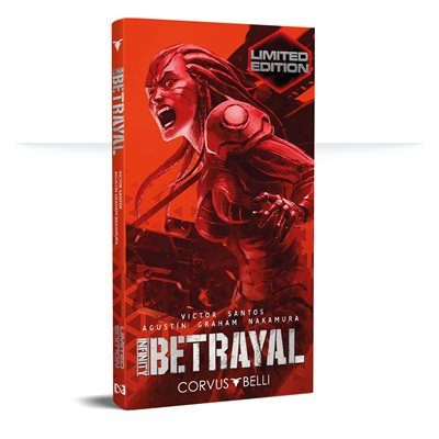 Infinity: Betrayal Graphic Novel: Limited Edition (BOOK)