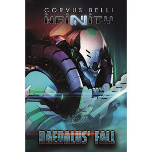 Infinity: Daedalus' Fall (BOOK)
