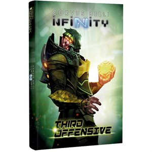 Infinity Third Offensive (BOOK)