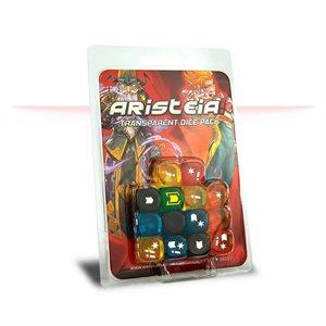 Aristeia: Transparent Dice Pack
