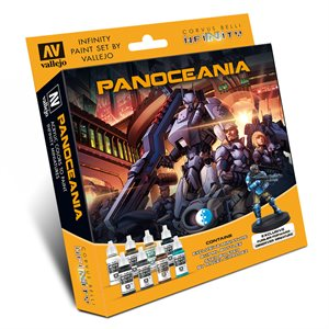 Model Color Set: Infinity Panoceania Exclusive Miniature ^ Jun 28, 2019