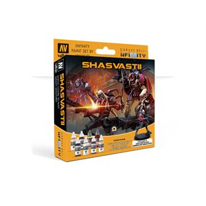 Model Color Set: Infinity Shasvastii Exclusive Miniature ^ DEC 20 2019