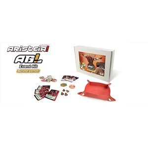 Aristeia! AGL Event Kit 2nd Edition