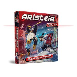 Aristeia: Prime Time Multiplayer Expansion ^ NOV 20 2020