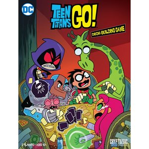 Teen Titans Go! Deck Building Game