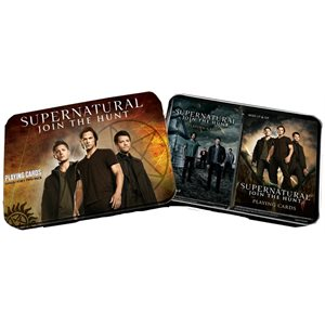 Supernatural Playing Cards Collect 2 pack