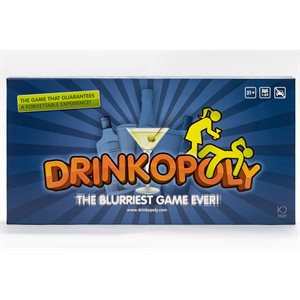 Drinkopoly (No Amazon Sales)