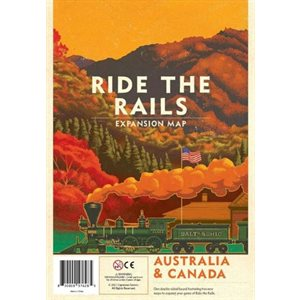 Ride the Rails: Australia & Canada Map Expansion ^ JUN 25 2021