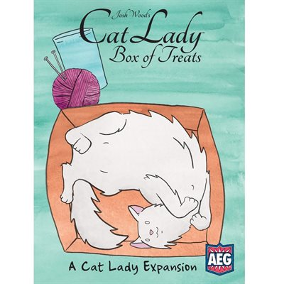 Cat Lady: Box of Treats ^ JUN 26 2020