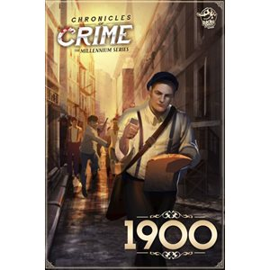 Chronicles of Crime: The Millenium Series: 1900 Launch Kit ^ APR 29 2021