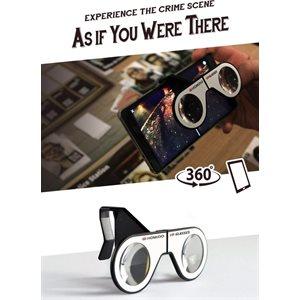 Chronicles of Crime Glasses