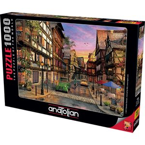 Puzzle: 1000 Colmar Street