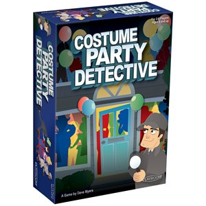 Costume Party Detective ^ MAR 2021