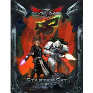 Warhammer 40K: Wrath & Glory Starter Set