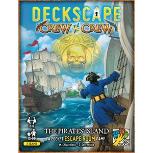 Deckscape: Crew vs Crew (No Amazon Sales)