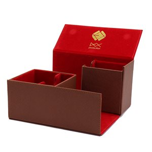 Deck Box: Creation Line Large 175Ct Brown