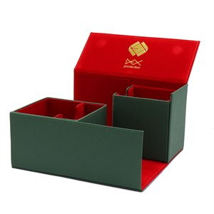 Deck Box: Creation Line Large 200Ct Green
