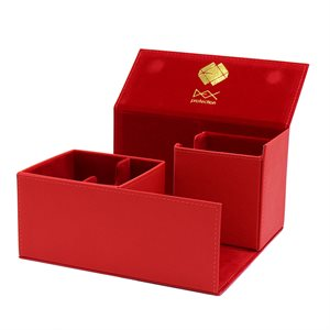 Deck Box: Creation Line Large 200Ct Red