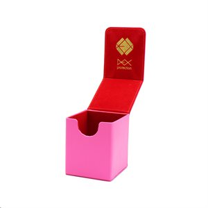 Deck Box: Creation Line Small 100Ct Pink